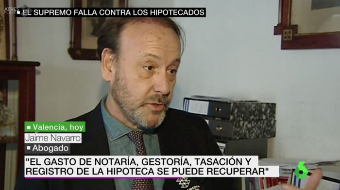 Jaime Navarro op La Sexta